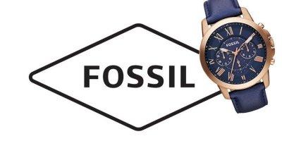 montres fossil pas chères
