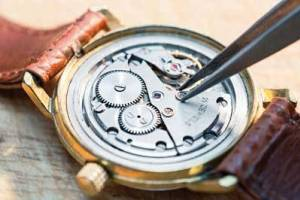 reparation montre luxe